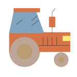 Traugers Farm Market Icons_Tractor